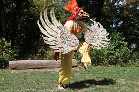 Carlos Fittante from BALAM Dance Theatre as Garuda_Photo number_1951 by Julie Lemberger